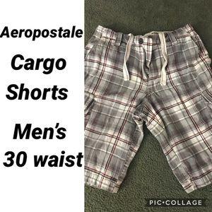 Aeropostale Cargo Shorts Men's 30 W